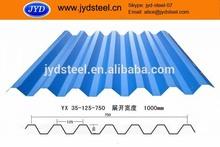 metallic roofing tile /metal roof tile /color steel roof tile