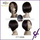Virgin Peruvian Human Hair Cheap U Part Wigs