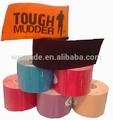 Muscular cinta deportes deportes de color vendaje adhesivo médico/envoltura de cinta!!( ce, aprobado por la fda)