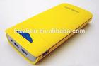 high quality li-polymer battery power bank 18000mah