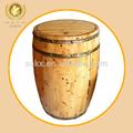 Ronda a mano refrigerador barril, de madera utilizado barricas de vino