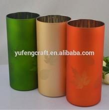 gift available oil lamp garden glass crystal lotus flower