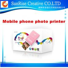 Portable Mobile phone Photo Printer, 2014 new photo printer