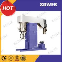 Sower high speed paint mixers/agitators/dispersers