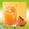 حفظت جيدا نوعية عصير الفاكهة الطازجة عصير الخوخ المركزة