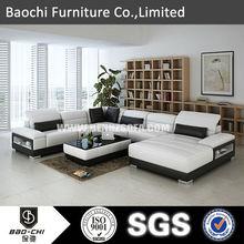 Baochi best leather sofa manufacturers rankings,teak wood modern furniture,italian leather sofa C1128-B