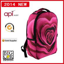 New product lovely dog school backpack bag,backpack bag sublimation