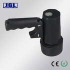rechargeable led Diving light detachable hand grip as police equipment cree torch led emergency searchlight
