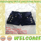 wholesale second hand uk japan used jeans used clothes bags