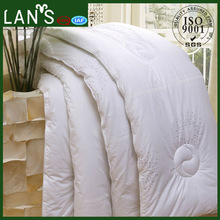 China Classic Cotton printed Pure New Australia Wool Duvet