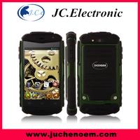 "DOOGEE TAITANS DG150 IP67 3.5"" Screen MTK6572W Dual Core Android 4.2 512MB+4GB GPS 3G Dustproof Mobile Phone"
