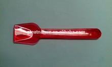 Plastic PS ice cream spoon