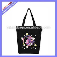 Reusable OEM cotton tote bag/canvas cotton tote bag