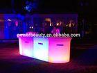 Lighted bar counter design & outdoor portable bar
