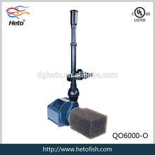 QD-6000 centrifugal submersible Fountain pump for garden use