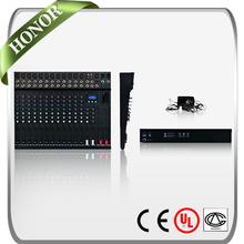 ITC TS-24P-4 24-channel Digital Audio Mixer with 48V Phantom Power