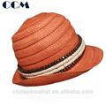 chapéus fedora feito de materiais reciclados