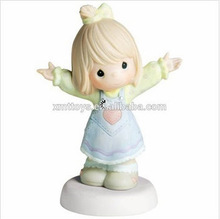 2014 hot new products china lovely girl wholesale action figure