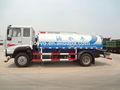 Modification de l'eau d'arrosage camion châssis, arrosage camion