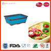 Food Grade Silicone Food Container /Collapsible Silicone Lunch Box