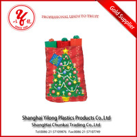 Heat Seal Sealing & Handle and Plastic Material ldpe gift bag in packaging bags