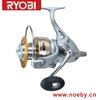 spinning reel RYOBI CARNELIN REEL sea reel fishing