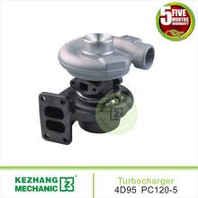 4D95 diesel engine turbocharger 6205-81-8110