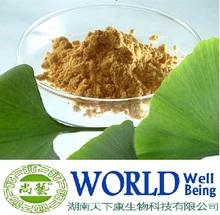 Ginkgo Biloba Leaf extract/Terpene Lactone 6%/anti-vertigo agent