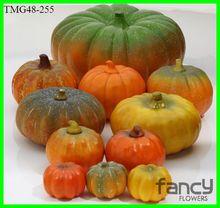cheap wholesale artificial pumpkin for Halloween decoration
