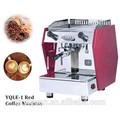 Einkopf semi- automatischen kaffeemaschine rot kaffeemaschine