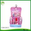 2014 new arrival wholesale travel cosmetic portable nylon folding wash bag