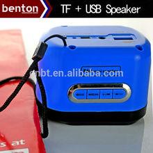 best Christmas gift mini speaker support MicroSD /USB flash drive