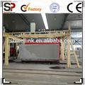 Del bloque hueco automático equipos de tratamiento de / AAC línea de producción de bloques