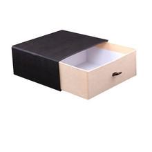 sliding drawer type belt packaging box