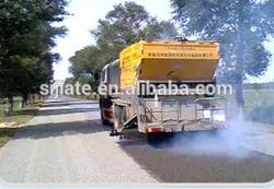 synchronous fiber asphalt chip sealer(environmental friengdly,EURO IV)