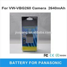 For Panasonic High-performance Digital Battery VW-VBG260