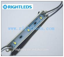 high lumen 66lm 12V 3pcs 2835SMD led blocks/modules CE&RoHS