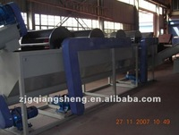 Used plastic PE PP film washing line/recycling machinery