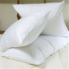 cylindrical down and feather pillow cushions