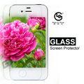 98% 9h transparente templado de vidrio protector de pantalla para el teléfono móvil
