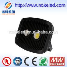 IP65 COB NEW Design 3 years warranty 100w led basketball court light