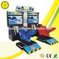 yeni stil profesyonel çarşı merkezi motor yarışı oyun makinesi