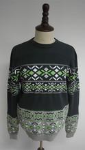 Fashion men christmas winter pullover sweater