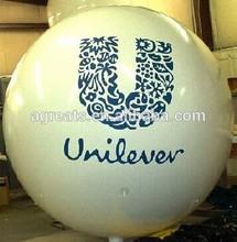 Custom design big inflatable helium balloon for sale S3079