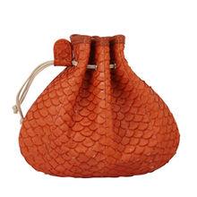 NEW!! HX1062 Real croco skin material bag exotic material coin bag
