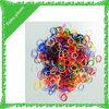 2014 best seller fun loom rubber band, loom bands for DIY bracelets, rubber bands loom kit