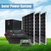 220V 380V off grid whole house solar panel system 1500w