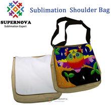 Blank Sublimation Shoulder Strap Messenger Bag