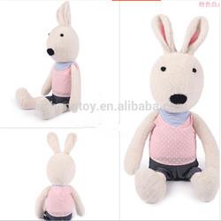 high quality stuffed toy rabbit wholesale custom plush toys