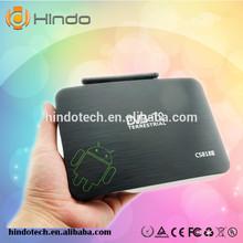 Newest DVB-T2 android tv box CS818 II Dual Core AMLogic8726-MX 1.5GHz Android 4.2.2 1G 8G WiFi Bluetooth HD DVBT